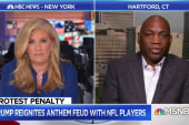 Debate over First Amendment & football reignited