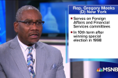 Rep. Gregory Meeks: 'We are dealing with a con man in the WH'