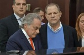 Watch Harvey Weinstein's arraignment on sex charges in NYC