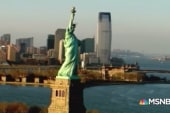 #MonumentalAmerican: The poet featured on the Statue of Liberty