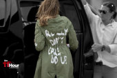 David Jolly: 'Unforgivable' for Melania Trump to wear that jacket