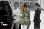Melania Trump's migrant center visit marred by fashion choice
