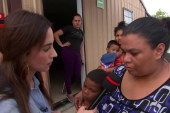Migrant risks it all to flee Honduras: 'They want to kill my family'