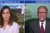 DNC Chair: 'Will be for democratic leadership to decide' on Pelosi