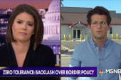 "Soboroff: People ""locked up in cages"" at border detention centers"