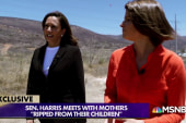 "Sen. Harris on California detention center: ""It's a prison"""