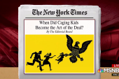 NYT editorial board takes on border policy
