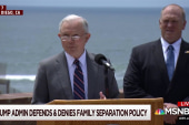 Mixed messages from WH on border separation policy