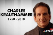 'He was an extraordinary man': Honoring Krauthammer