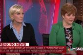 "Brzezinski: ""Women need to step up"", no one will do it for us"