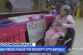 #GoodNewsRuhles: A 107th birthday parade for Oklahoma woman