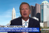 """Kasich to lawmakers: """"Stand up! Be for something in life"""""""
