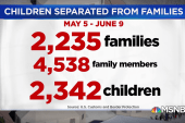 What Trump's executive order means for separated families