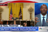Trump is hosting first public meeting of nat'l space council