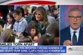 Melania's immigration atty: Trump sees this as political leverage