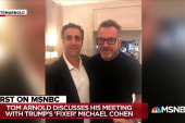 Michael Cohen's 'no good, very bad' week takes an interesting turn
