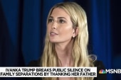 Ivanka's WH role facing new scrutiny after her silence amid border crisis