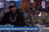 Fallback Friday takeover: Kurtis Blow and son tell iHop, rap beefs to fall back