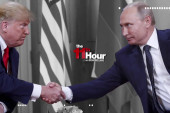 After Helsinki uproar, Trump invites Putin to visit Washington