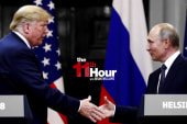 To Helsinki & back: Was this Trump's worst week as president yet?