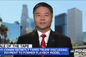 Rep. Ted Lieu: Payment to Karen McDougal looks like a violation of campaign finance laws