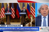 Moniz: 'I think now we have a category 4 hurricane coming out of Helsinki'