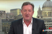 Piers Morgan: I'm happy US, Russia talking, not fighting