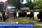 #GoodNewsRUHLES: Firefighters save man then finish his yardwork