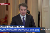 Where Trump's Supreme Court nominee stands on the issues