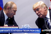 Fmr. CIA agent: Trump won't get Russia to push Iran out of Syria