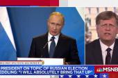 "Fmr. Amb. to Russia: Trump, Putin meeting ""a bad idea…a mistake"""
