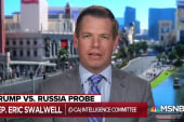 Rep. Swalwell: Trump firing Sessions would lead to impeachment