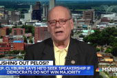 """Steve Cohen on voting for Pelosi: """"You don't put a rookie in...you go with a pro who's been there and delivered."""""""
