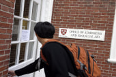 DOJ joins Asian-American discrimination lawsuit against Harvard