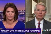 Sen. Portman: Brennan security clearance stripped for 'good reason'