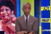 The Rev. Al Sharpton remembers Aretha Franklin