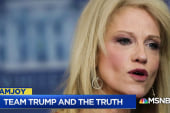 Is Trump's team living in their own reality of 'alternative facts'?