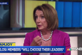 Part II: One-On-One with House Leader Nancy Pelosi