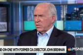 Brennan: I gave Trump a year to live up to the office. He didn't.