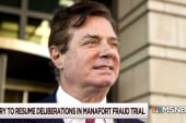 Paul Manafort fraud trial to resume