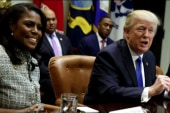 Is Omarosa beating Trump at his own game?