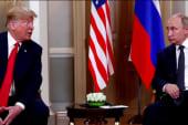 New book looks at Trump's ties to Russian mafia