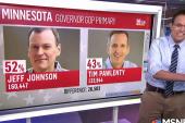 Kornacki talks Pawlenty, Walker, and Minnesota governor's Democratic primary