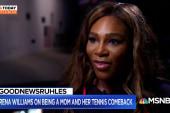 #GoodNewsRUHLES: Serena Williams inspiring the world as a new mom