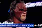 Meet Glenn Jacobs: WWE wrestling star and Knox County Mayor-elect