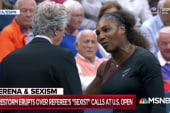 Serena Williams controversy prompts sports sexism reckoning