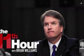 Why Kavanaugh's Supreme Court path just got supremely complicated