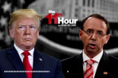 NYT: Rosenstein discussed secretly taping Trump & 25th Amendment