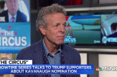 """The Circus"" series Co-Creator, Mark McKinnon: FBI should have looked at Kavanaugh accusation"