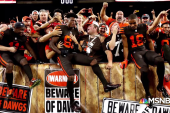 #BIGPICTURE: Cleveland Browns win first game in nearly two years